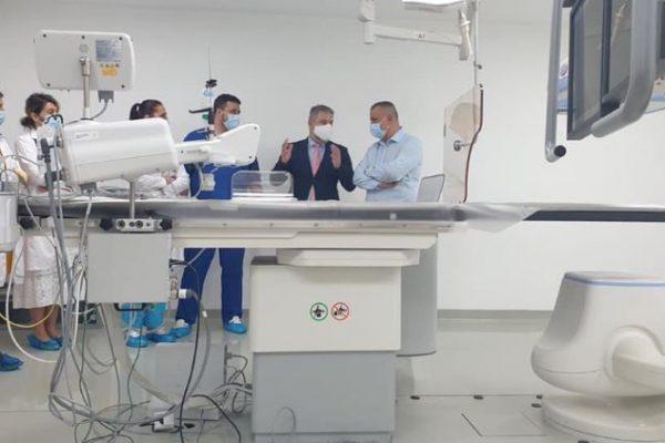 Отворена савремена ангио сала у Универзитетској болници Фоча